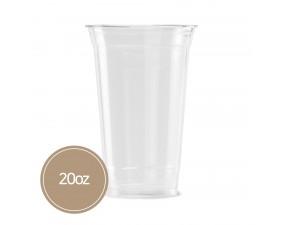 92Ø 20oz PET 컵 500개 / 1000개
